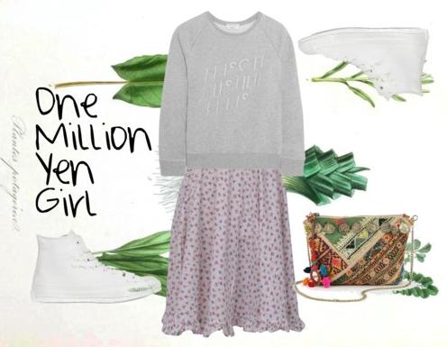 One Million Yen Girl 5
